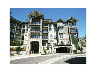 Photo 1: 310 2969 WHISPER Way in Coquitlam: Westwood Plateau Condo for sale : MLS®# V879520