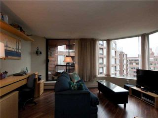 "Photo 2: 615 950 DRAKE Street in Vancouver: Downtown VW Condo for sale in ""Anchor Point 11"" (Vancouver West)  : MLS®# V882505"