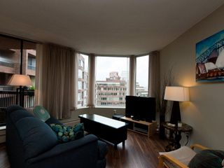"Photo 3: 615 950 DRAKE Street in Vancouver: Downtown VW Condo for sale in ""Anchor Point 11"" (Vancouver West)  : MLS®# V882505"