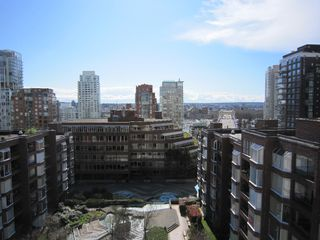 "Photo 21: 615 950 DRAKE Street in Vancouver: Downtown VW Condo for sale in ""Anchor Point 11"" (Vancouver West)  : MLS®# V882505"