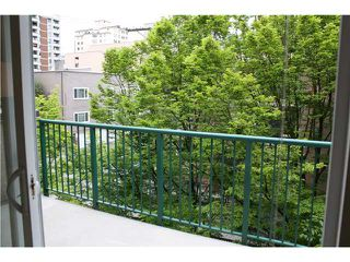 "Photo 9: 407 1169 NELSON Street in Vancouver: West End VW Condo for sale in ""THE GREENHORN"" (Vancouver West)  : MLS®# V891555"