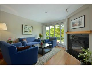 "Photo 2: 796 W 15TH Avenue in Vancouver: Fairview VW Townhouse for sale in ""SIXTEEN WILLOWS"" (Vancouver West)  : MLS®# V894802"