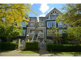 "Photo 1: 796 W 15TH Avenue in Vancouver: Fairview VW Townhouse for sale in ""SIXTEEN WILLOWS"" (Vancouver West)  : MLS®# V894802"