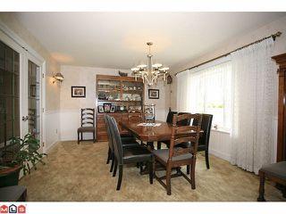 "Photo 3: 5679 W SUNRISE in Surrey: Cloverdale BC House for sale in ""SUNRISE ESTATES"" (Cloverdale)  : MLS®# F1115754"