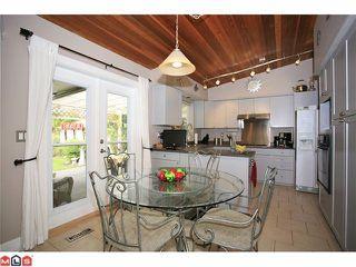"Photo 5: 5679 W SUNRISE in Surrey: Cloverdale BC House for sale in ""SUNRISE ESTATES"" (Cloverdale)  : MLS®# F1115754"