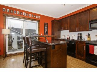 """Photo 10: 109 20449 66TH Avenue in Langley: Willoughby Heights Townhouse for sale in """"NATURE'S LANDING"""" : MLS®# F1325755"""
