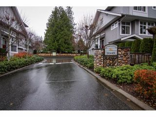 """Photo 3: 109 20449 66TH Avenue in Langley: Willoughby Heights Townhouse for sale in """"NATURE'S LANDING"""" : MLS®# F1325755"""