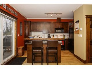 """Photo 9: 109 20449 66TH Avenue in Langley: Willoughby Heights Townhouse for sale in """"NATURE'S LANDING"""" : MLS®# F1325755"""