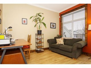 """Photo 12: 109 20449 66TH Avenue in Langley: Willoughby Heights Townhouse for sale in """"NATURE'S LANDING"""" : MLS®# F1325755"""