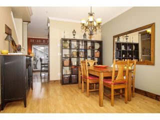 """Photo 8: 109 20449 66TH Avenue in Langley: Willoughby Heights Townhouse for sale in """"NATURE'S LANDING"""" : MLS®# F1325755"""