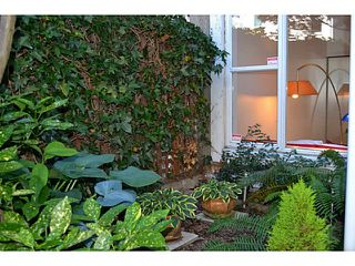 """Photo 9: 105 1333 W 7TH Avenue in Vancouver: Fairview VW Condo for sale in """"WINGATE ENCORE"""" (Vancouver West)  : MLS®# V1047981"""