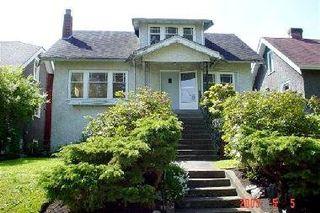 Photo 1: 3828 W 22ND AV in Dunbar: Home for sale : MLS®# V537093
