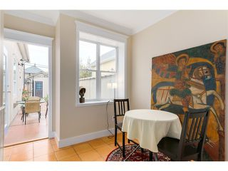 Photo 8: 1538 E 10TH Avenue in Vancouver: Grandview VE House 1/2 Duplex for sale (Vancouver East)  : MLS®# V1092394
