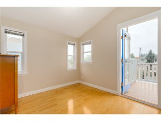 Photo 17: 1538 E 10TH Avenue in Vancouver: Grandview VE House 1/2 Duplex for sale (Vancouver East)  : MLS®# V1092394