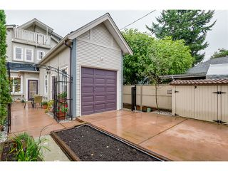 Photo 20: 1538 E 10TH Avenue in Vancouver: Grandview VE House 1/2 Duplex for sale (Vancouver East)  : MLS®# V1092394