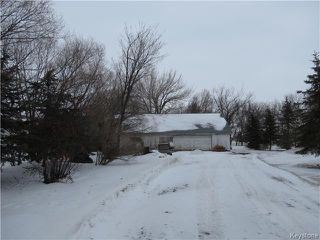 Photo 9: 27 PR305 Highway in BRUNKILD: Brunkild / La Salle / Oak Bluff / Sanford / Starbuck / Fannystelle Residential for sale (Winnipeg area)  : MLS®# 1501763