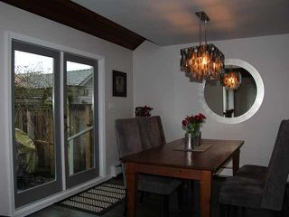 Photo 5: 1760 WATERLOO Street in Vancouver: Kitsilano House 1/2 Duplex for sale (Vancouver West)  : MLS®# V1103743