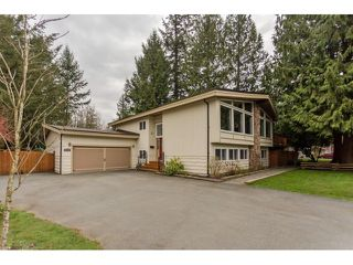 Photo 1: 4288 199A Street in Langley: Brookswood Langley House for sale : MLS®# F1435581
