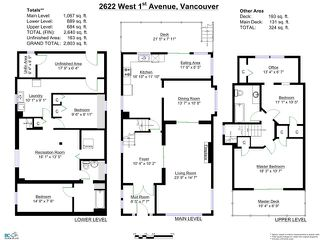 Photo 7: 2622 W 1ST Avenue in Vancouver: Kitsilano House for sale (Vancouver West)  : MLS®# V1113966