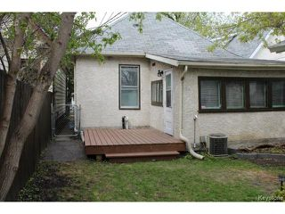 Photo 17: 155 Roseberry Street in WINNIPEG: St James Residential for sale (West Winnipeg)  : MLS®# 1512189