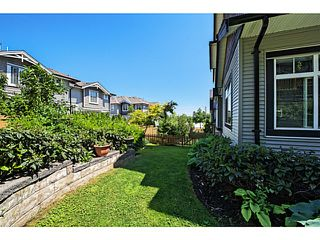 "Photo 15: 14 6299 144TH Street in Surrey: Sullivan Station Townhouse for sale in ""Altura"" : MLS®# F1442845"