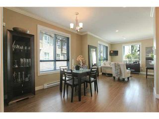 "Photo 6: 3 7140 RAILWAY Avenue in Richmond: Granville Townhouse for sale in ""CORNERSTONE"" : MLS®# V1130629"