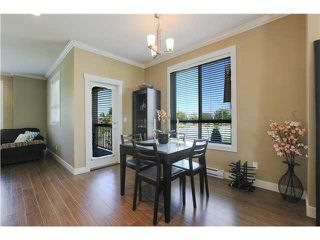 "Photo 7: 3 7140 RAILWAY Avenue in Richmond: Granville Townhouse for sale in ""CORNERSTONE"" : MLS®# V1130629"