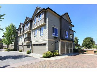 "Photo 2: 3 7140 RAILWAY Avenue in Richmond: Granville Townhouse for sale in ""CORNERSTONE"" : MLS®# V1130629"