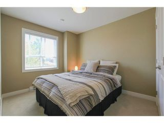 "Photo 17: 3 7140 RAILWAY Avenue in Richmond: Granville Townhouse for sale in ""CORNERSTONE"" : MLS®# V1130629"
