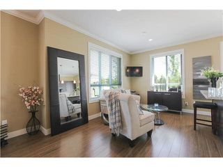 "Photo 9: 3 7140 RAILWAY Avenue in Richmond: Granville Townhouse for sale in ""CORNERSTONE"" : MLS®# V1130629"