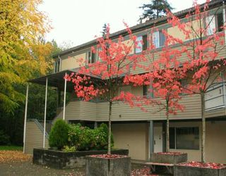 """Photo 1: 2978 WALTON Ave in Coquitlam: Canyon Springs Townhouse for sale in """"CREEK TERRACE"""" : MLS®# V615012"""