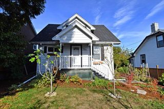 Photo 2: 721 TWENTIETH Street in NEW WEST: West End NW House for sale (New Westminster)  : MLS®# R2003461