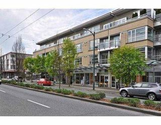 Photo 1: 404 2630 ARBUTUS Street in Vancouver: Kitsilano Condo for sale (Vancouver West)  : MLS®# R2060946