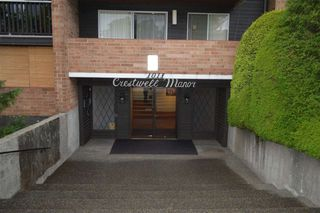 "Photo 2: 206 1011 FOURTH Avenue in New Westminster: Uptown NW Condo for sale in ""CRESTWELL MANOR"" : MLS®# R2074662"