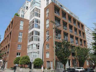 "Photo 1: 428 289 ALEXANDER Street in Vancouver: Hastings Condo for sale in ""THE EDGE"" (Vancouver East)  : MLS®# R2079369"