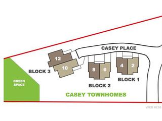 Photo 3: 2 Casey Pl in VICTORIA: VR Six Mile Row/Townhouse for sale (View Royal)  : MLS®# 748340
