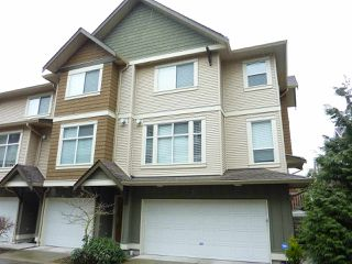 "Photo 1: 37 12311 NO 2 Road in Richmond: Steveston South Townhouse for sale in ""FAIRWIND"" : MLS®# R2131898"