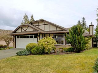 Photo 1: 664 Pine Ridge Dr in COBBLE HILL: ML Cobble Hill House for sale (Malahat & Area)  : MLS®# 754022
