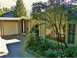 Photo 3: 561 KILDONAN Road in West Vancouver: Home for sale : MLS®# V936500