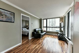 "Photo 3: 1107 813 AGNES Street in New Westminster: Downtown NW Condo for sale in ""THE NEWS"" : MLS®# R2154103"