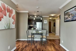 "Photo 4: 1107 813 AGNES Street in New Westminster: Downtown NW Condo for sale in ""THE NEWS"" : MLS®# R2154103"