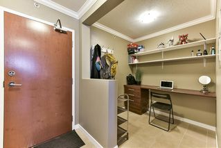 "Photo 14: 1107 813 AGNES Street in New Westminster: Downtown NW Condo for sale in ""THE NEWS"" : MLS®# R2154103"
