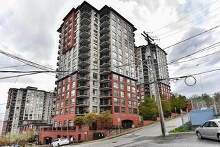 "Photo 1: 1107 813 AGNES Street in New Westminster: Downtown NW Condo for sale in ""THE NEWS"" : MLS®# R2154103"