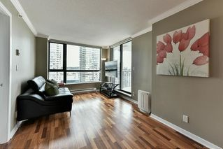 "Photo 2: 1107 813 AGNES Street in New Westminster: Downtown NW Condo for sale in ""THE NEWS"" : MLS®# R2154103"