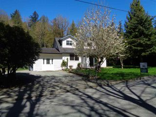 Photo 1: 37427 ATKINSON Road in Abbotsford: Sumas Mountain House for sale : MLS®# R2158653