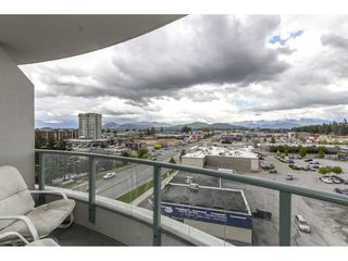 "Photo 17: 803 32330 S FRASER Way in Abbotsford: Abbotsford West Condo for sale in ""Town Centre Tower"" : MLS®# R2163244"