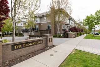 "Photo 1: 75 15833 26 Avenue in Surrey: Grandview Surrey Townhouse for sale in ""Brownstones"" (South Surrey White Rock)  : MLS®# R2203395"
