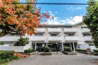 "Photo 17: 101 707 EIGHTH Street in New Westminster: Uptown NW Condo for sale in ""THE DIPLOMAT"" : MLS®# R2208182"