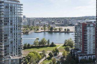 """Photo 1: 1908 68 SMITHE Street in Vancouver: Downtown VW Condo for sale in """"1 PACIFIC"""" (Vancouver West)  : MLS®# R2216431"""