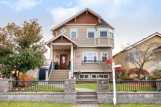 Photo 1: 3516 DUNDAS Street in Vancouver: Hastings East House for sale (Vancouver East)  : MLS®# R2233284